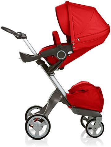 Stokke Xplory Stroller, Best umbrella stroller for tall parents