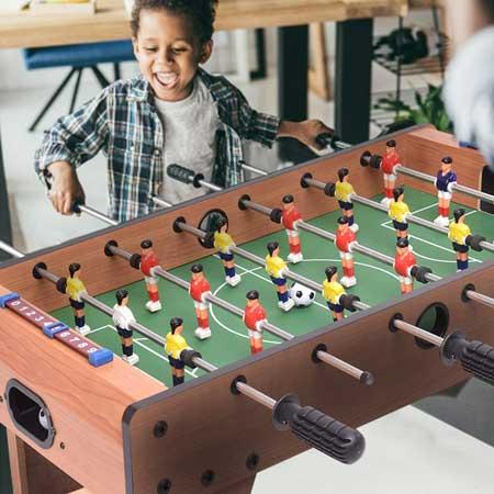 Giantex-27-Table-Top-Footballs,-Indoor-Table-Soccer
