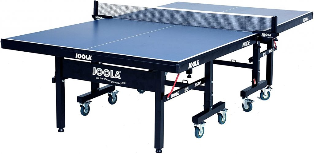 A second-place all-rounder that offers good performance ping pong table
