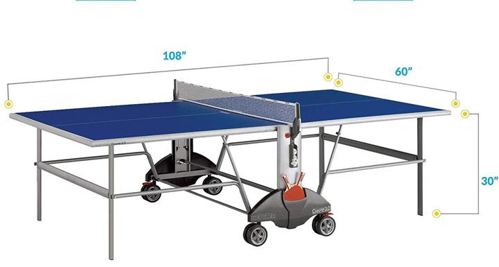 Kettler Table Champ 3.0