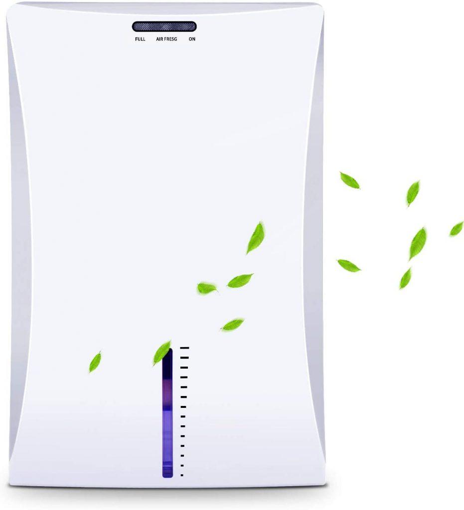 LATITOP Small Dehumidifier