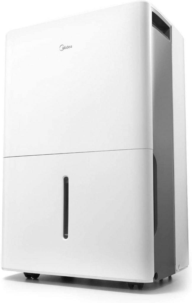 MIDEA MAD50C1ZWS Dehumidifier