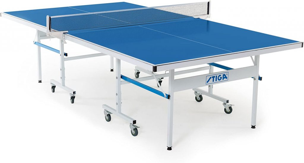 It's similar in functions to other STIGA tables.
