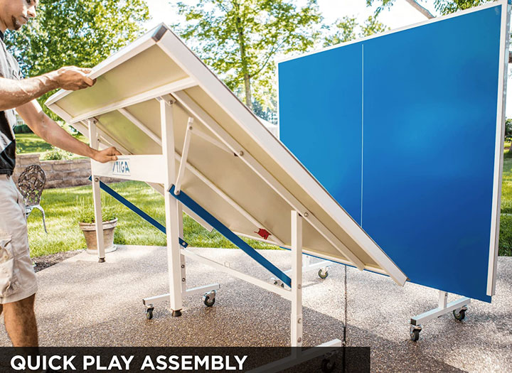 Stiga Table XTR Series with All-Weather Performance