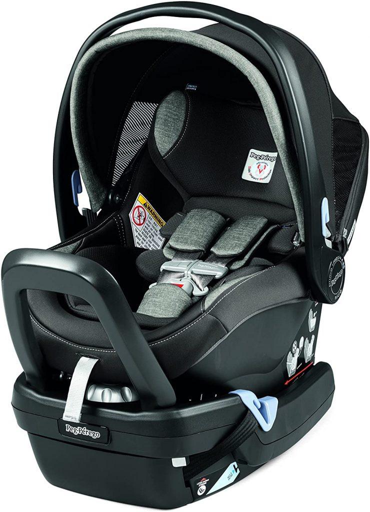Primo Viaggio 4/35 Nido car seat with load leg base